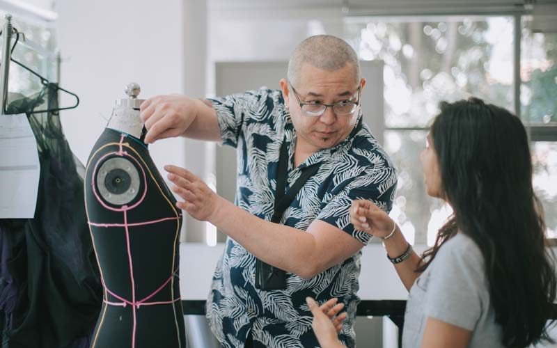 Fashion design school teachers can use iGnite learning management system LMS