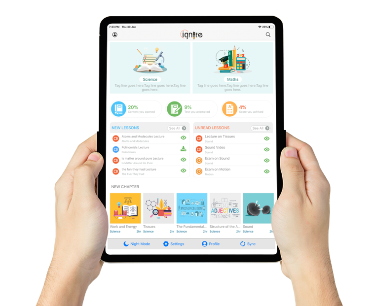 iGnite - the most flexible, affordable e learning solution for schools